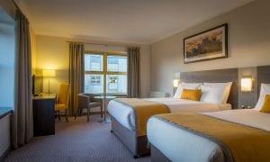 Family room in Maldron Hotel Glasgow
