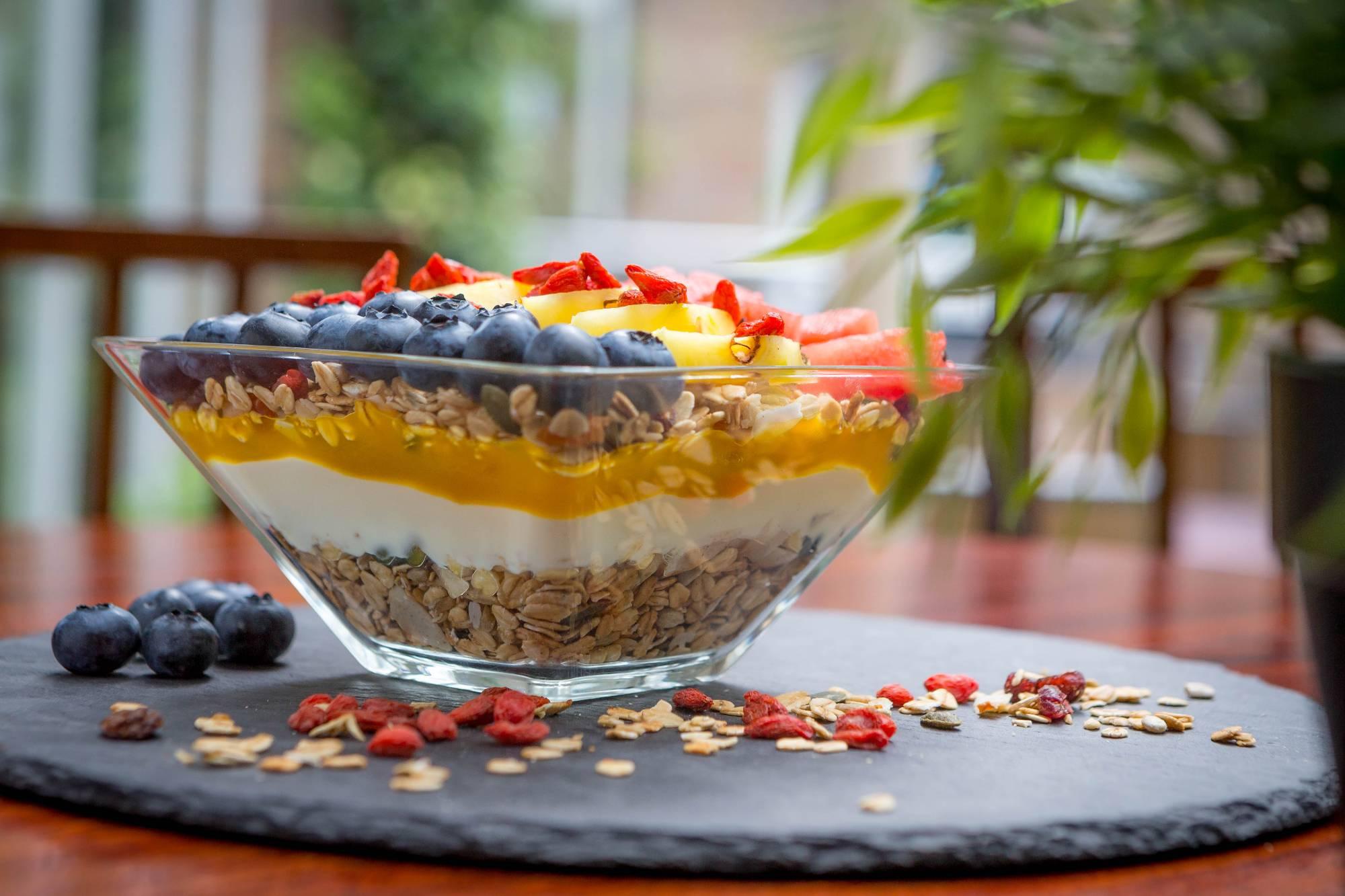 Vitality Breakfast healthy options Maldron Hotels