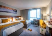 spacious Maldron Hotel Family Room