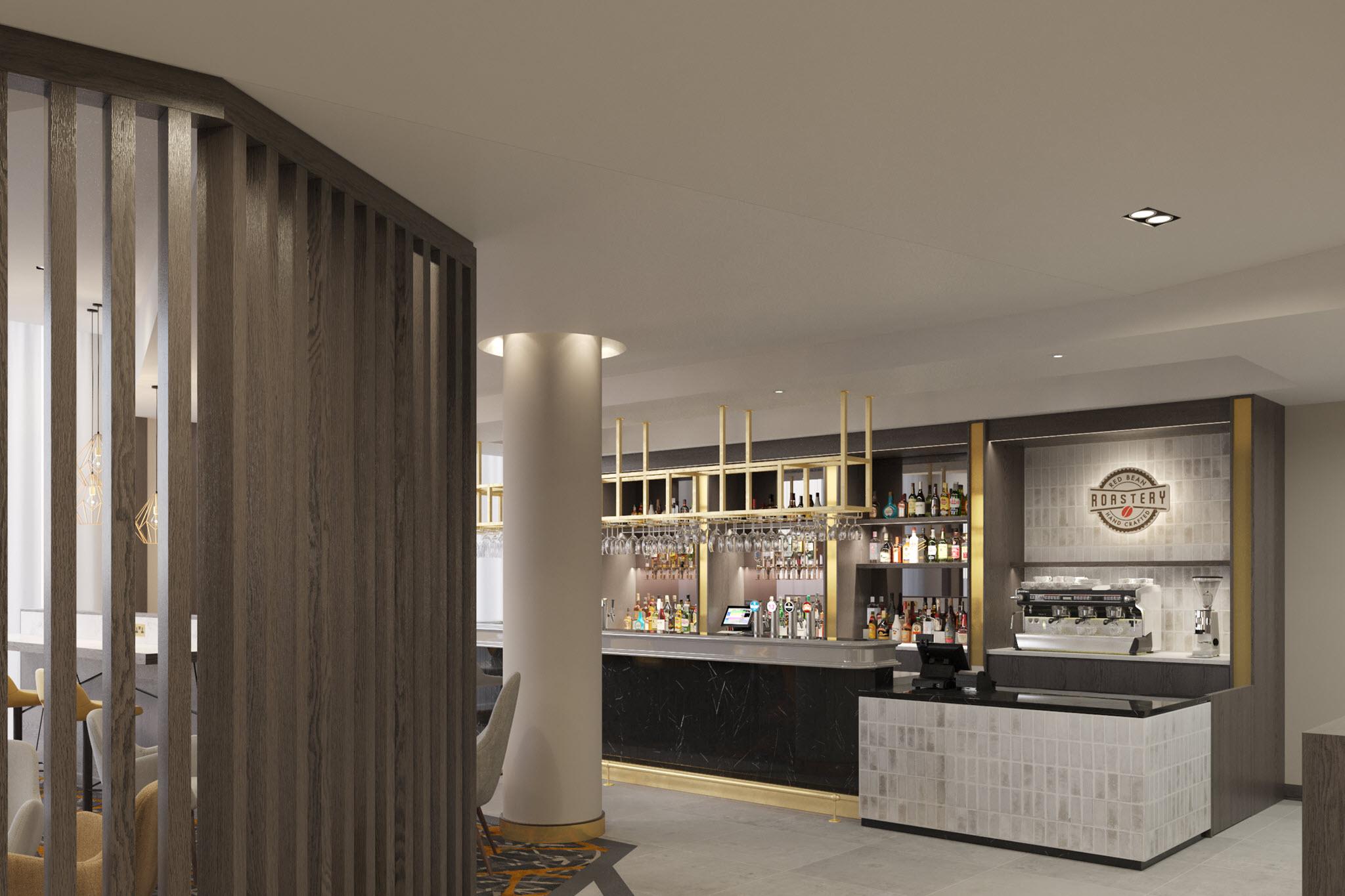 Maldron Glasgow RBR and bar