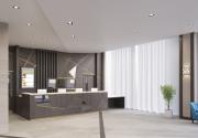 Maldron Glasgow spacious lobby