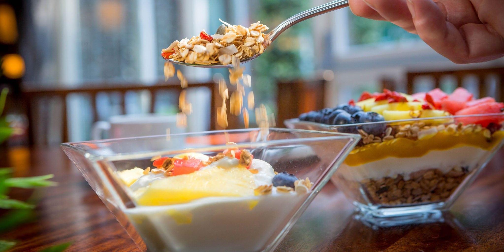 Vitality Breakfast Maldron Hotels